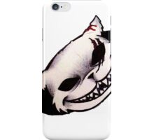 Cat Fight iPhone Case/Skin