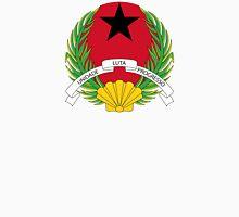 Guinea-Bissau Coat of Arms Unisex T-Shirt