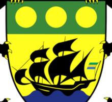 Gabon Coat of Arms Sticker