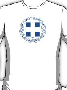 Greece National Emblem T-Shirt
