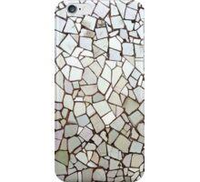 Mosaic tile pattern iPhone Case/Skin