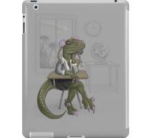 Clever Gurl iPad Case/Skin