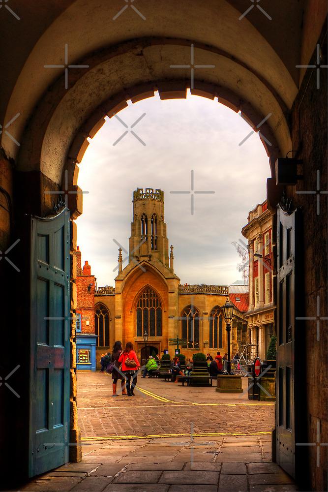 St Helen's Church by Tom Gomez