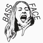 BASS FACE - HAIM (with text) by minchb