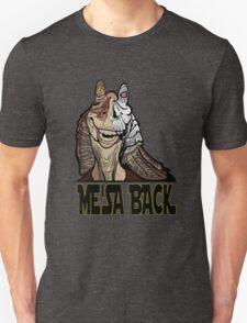 Me'sa Back Unisex T-Shirt