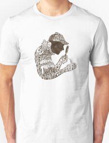Man of Many Words Unisex T-Shirt