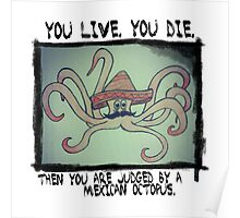 The Great Mexican Octopus. Poster