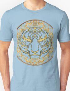 Gold tiger print T-Shirt