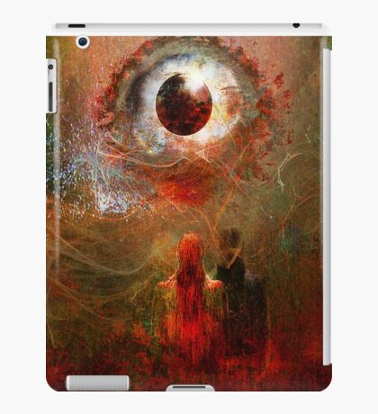 Astral projection iPad Case/Skin