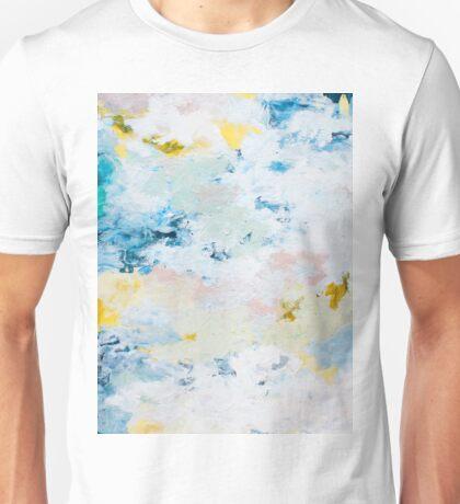 Pura White Unisex T-Shirt