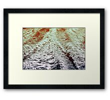Meadowbank 2013 II Framed Print