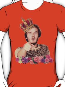 Poodiepie - The King T-Shirt