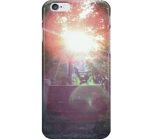 serene dream iPhone Case/Skin