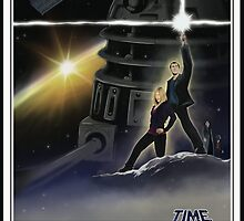 Doctor Who - A New Who by FPArtistry