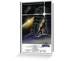 Doctor Who - A New Who Greeting Card
