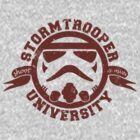 Stormtrooper University by SergioDoe