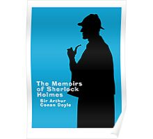The Memoirs of Sherlock Holmes Book Cover Poster