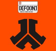 Defqon 1 2003 - Classic Album Cover (White back color) by Kontrabass32