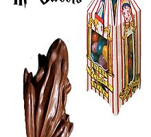 Harry potter sweets by textilestalk