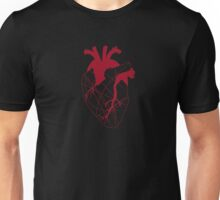Heart strings Transparent Unisex T-Shirt