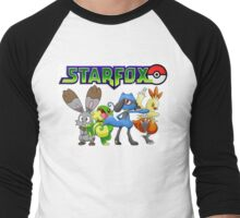 Pokemon Star Fox Men's Baseball ¾ T-Shirt