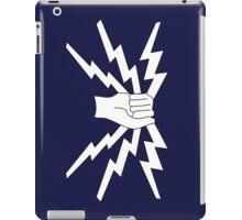 RAF Fist and Sparks badge iPad cover iPad Case/Skin