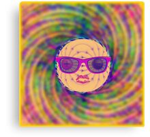 the big bang theory Canvas Print