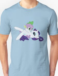 Spike and Rarity T-Shirt