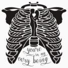 You're In My Very Being - Black by Amy Grace