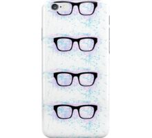 Hipster Glasses #2 iPhone Case/Skin