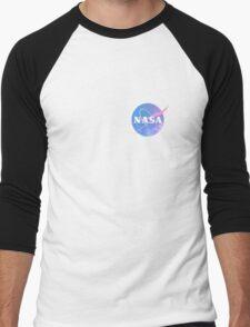 nasa Men's Baseball ¾ T-Shirt