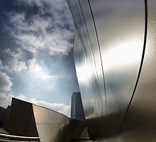 Disney Concert Hall by Richard Smith
