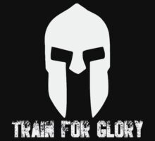 Train for Glory - Logo LRG T-Shirt