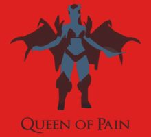 Queen of Pain - DOTA 2 by TJ1210AlbyT