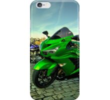 Kawasaki ZZR 1400  iPhone Case/Skin