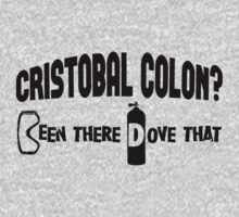 Cristobal Colon Scuba Diving by Location Tees