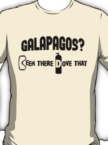 Galapagos Scuba Diving T-Shirt