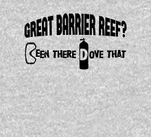 Great Barrier Reef Scuba Diving Unisex T-Shirt