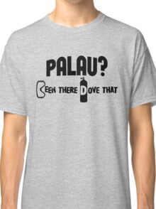 Palau Scuba Diving Classic T-Shirt
