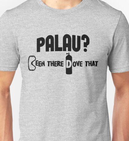 Palau Scuba Diving Unisex T-Shirt