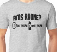 RMS Rhone Scuba Diving Unisex T-Shirt