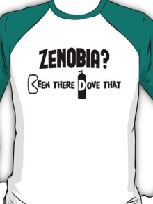 Zenobia Scuba Diving T-Shirt