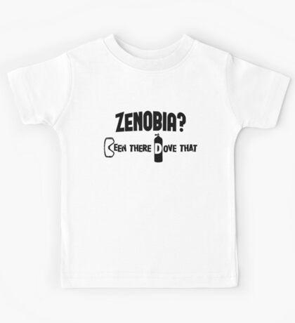 Zenobia Scuba Diving Kids Tee
