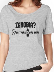 Zenobia Scuba Diving Women's Relaxed Fit T-Shirt