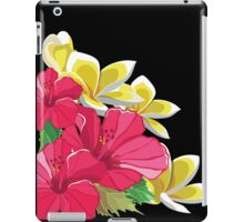 Beautiful flowers, nature pattern iPad Case/Skin