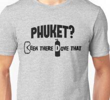 Phuket Scuba Diving Unisex T-Shirt