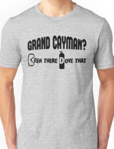 Grand Cayman Scuba Diving Unisex T-Shirt