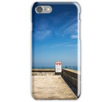 Shoreline stabilization on Lake Constance iPhone Case/Skin