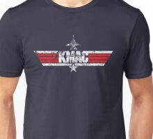 Custom Top Gun Style Style - KMac Unisex T-Shirt