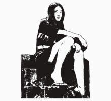 Meiko Kaji 梶芽衣子 in Female Convict #701: Scorpion! by rfranklin15